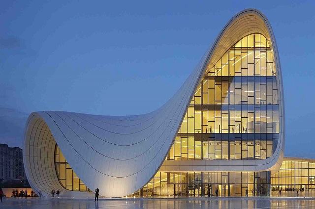Iconic Architectural Buildings